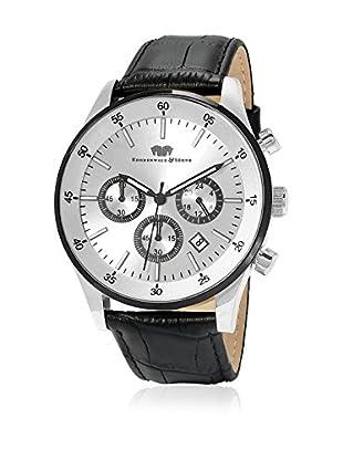 Rhodenwald & Söhne Reloj con movimiento cuarzo japonés 10010074 Negro 45  mm