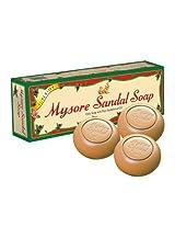 Mysore Sandal Soap - 3x150gms