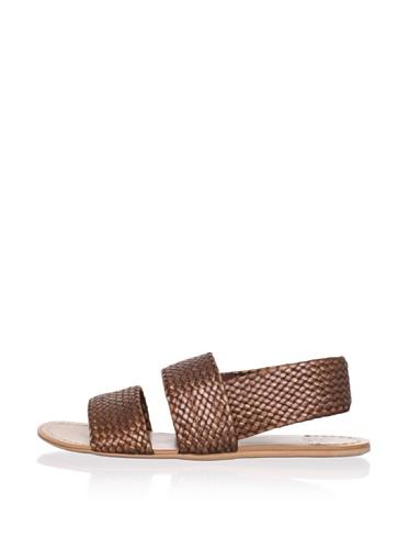 Joe's Jeans Women's Olexa Slingback Sandal (Brown)
