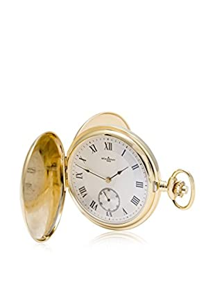 Bouverat 1919 Mechanische Uhr  silber 53 millimeters