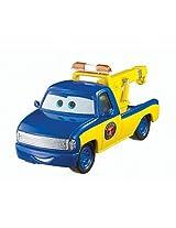 Disney/Pixar Cars Race Tow Truck Tom Diecast Vehicle by Mattel