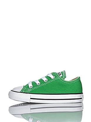 Converse Zapatillas All Star Ox Canvas (Verde)