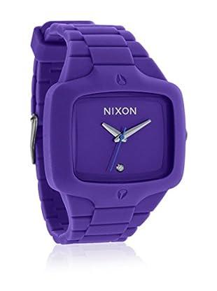 Nixon Uhr mit japanischem Quarzuhrwerk Man Unisex Unisex A139-230 45.0 mm