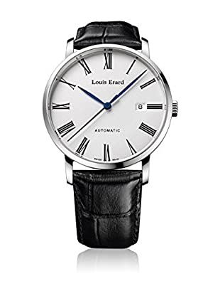 Louis Erard Orologio Automatico Man Excellence Bianco 40 mm
