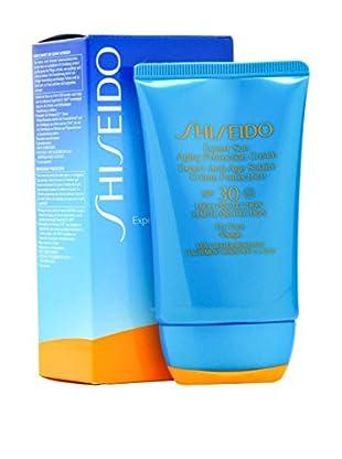 Shiseido Sonnencreme Aging Protection 30 SPF 50.0 ml, Preis/100 ml: 51.98 EUR