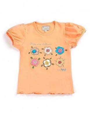 My Doll T-Shirt (orange/multicolor)