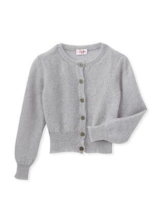 Il Gufo Girl's Sweater (Grey)