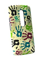 Fonokase Case for Motorola Moto X Play Halloween Hard Back Polycarbonate