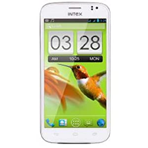 Intex Aqua i5 SmartPhone-White