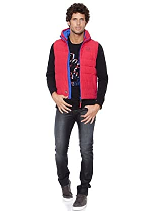 Pepe Jeans Weste Alverno (Rot)