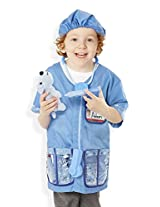 Melissa & Doug 4850 Veterinarian Role Play Costume Set