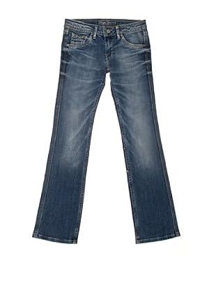 Pepe Jeans London Pantalón vaquero Rebecca (Azul)