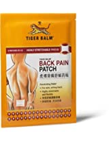 Tiger Balm Back Pain Patch (Highly Stretchable) - 2 Patches