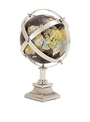 Encased World Globe