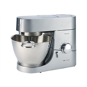 Kenwood KM010 1400-Watt 4.6-Litre Kitchen Machine