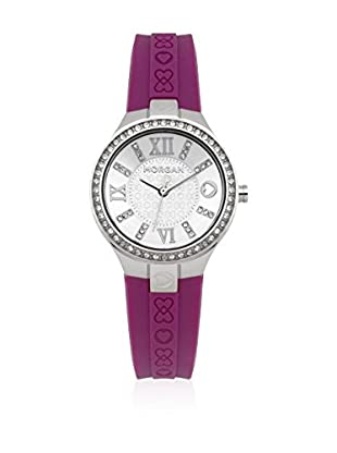 Morgan de Toi Orologio al Quarzo Woman Violetto 34 mm