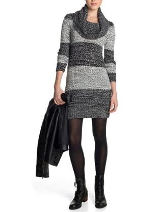 ESPRIT Vestido Ita (Negro)