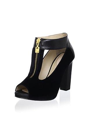 Kat Maconie Women's Gwyneth T-Strap Pump (Black)
