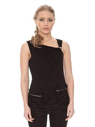 Stix Casual Camisa (Negro)
