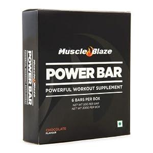 MuscleBlaze Power Bar Nutrition-Chocolate