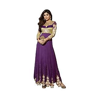 Adah Georgette Designer Salwar Kameez- 501-6003