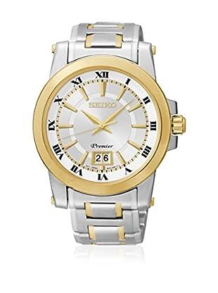 Seiko Reloj con movimiento cuarzo japonés SUR016P1 41 mm