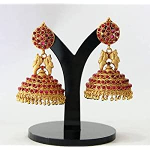 Other - BEAUTIFUL ANTIQUE BIG SIZE JHUMKA(LENGTH 2.6 INCHES)