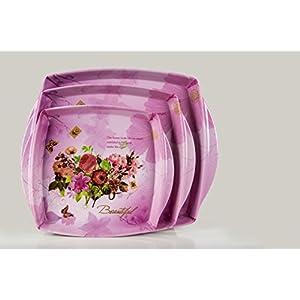 Casa De Regalos Floral Delight Pink