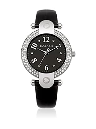 Morgan de Toi Orologio al Quarzo Woman M1156B Nero 35 mm