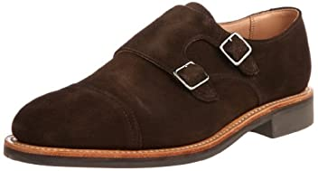 Mark McNairy 9024-TDSZ: Chocolate Suede