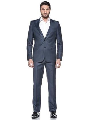 Versace Collection Traje Rocco (Azul Medio)