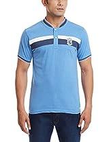 Indigo Nation Men's Cotton Polo