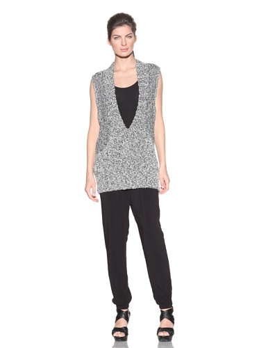 VPL Women's Bellmer Sleeveless Scoop Top (Black)