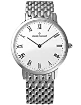 Claude Bernard Classics Analogue White Dial Women's Watch - 20059 37M BR