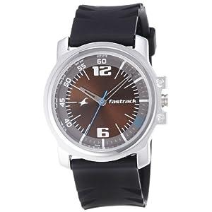 Fastrack NE3039SP02 Women's Wrist Watch-Black