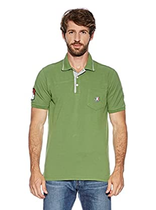 Dolomite Polo Fitz Roy 3 Mpl (Verde)