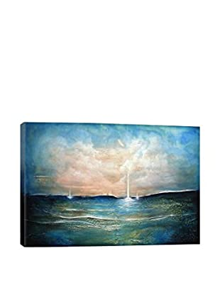 Heather Offord Gallery True North Wrapped Canvas Print
