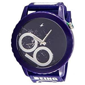 Fastrack Teevirus ND9912PP15J Watch-Purple