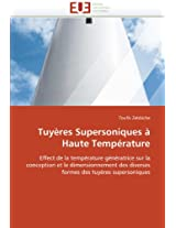 Tuyeres Supersoniques a Haute Temperature