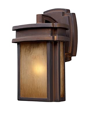 Artistic Lighting Sedona Outdoor Sconce, Hazelnut Bronze