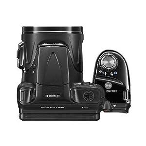 Nikon Coolpix L830 16 MP Point & Shoot Digital Camera (Black)