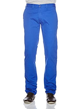 Big Star Pantalón Chino Trader (Azul)