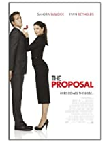 The Proposal DVD