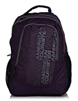 Purple Backpack American Tourister