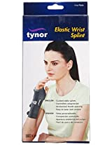 Tynor Elastic Wrist Splint - Medium (Left)