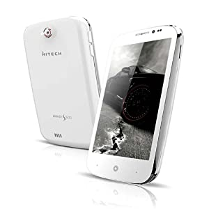 Hitech Amaze S500 with Flipcover