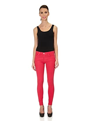 J Brand Jeans Super Skinny Power Stretch (coatshockpink)