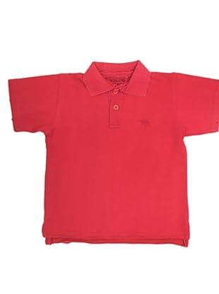 Padel Lobb Polo Avant (Rojo)