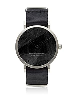 South Lane Reloj de cuarzo Unisex South Lane Signature Alpha Soft Black 40 mm
