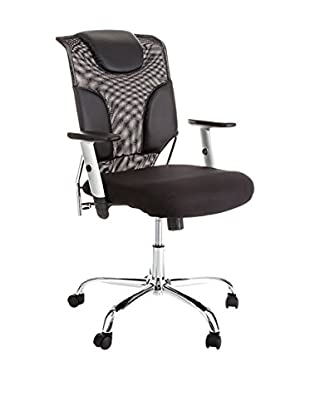 Contemporary Office Silla De Oficina Prestige Negro